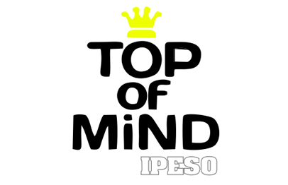 Top of Mind Estadual / Municipal