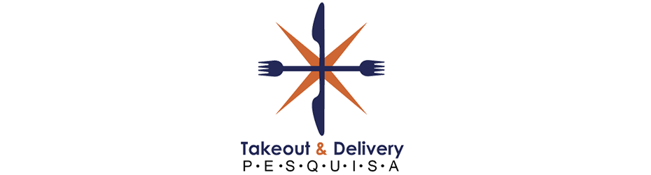 Pesquisa Takeout e Delivery